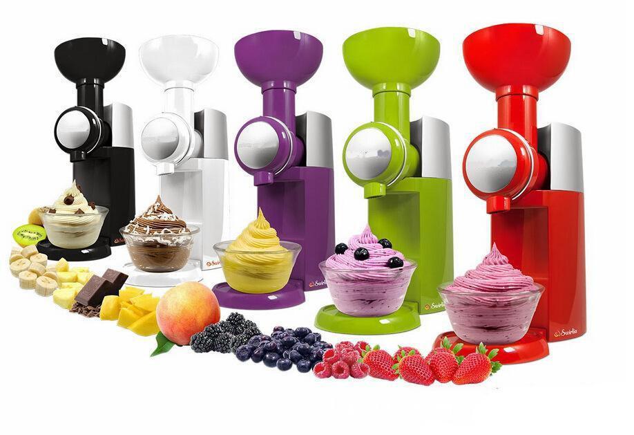 Frozen Dessert Maker  Frozen Fruit Dessert Machine – Kitchen line Gad s