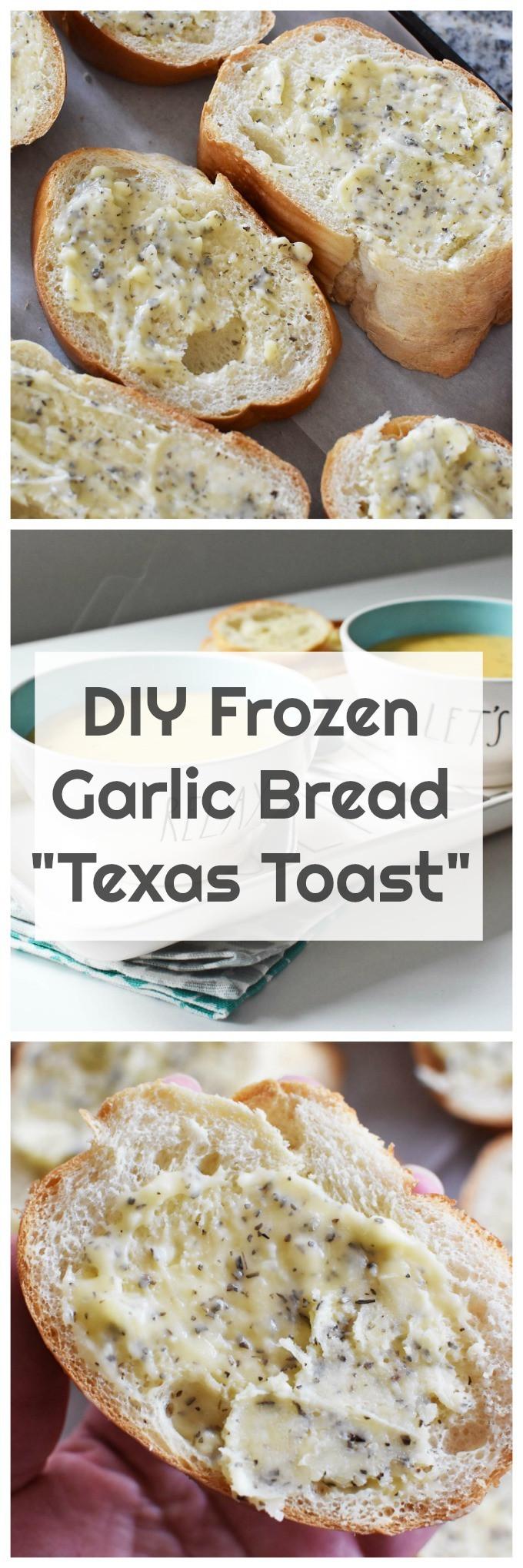 Frozen Garlic Bread  Frozen Garlic Bread Slices