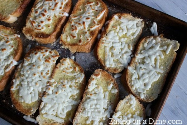Frozen Garlic Bread  How to Freeze Garlic Bread and how it saves you money