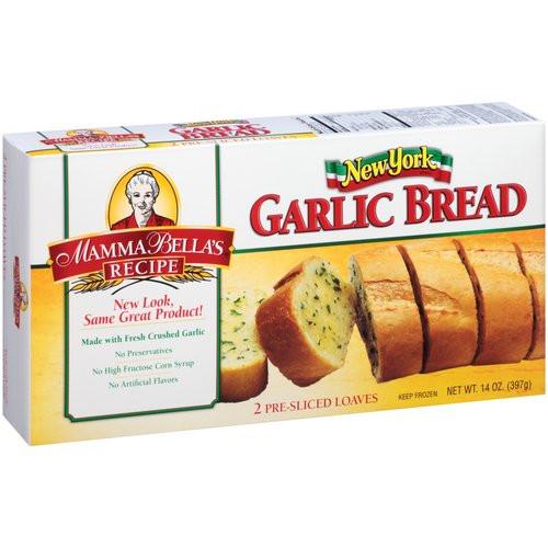 Frozen Garlic Bread  New York Brand Bread Sticks with Real Garlic 6 count 10