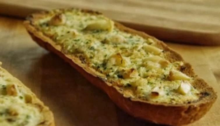 Frozen Garlic Bread  foo how to make garlic bread