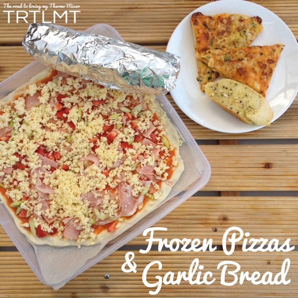 Frozen Garlic Bread  Frozen Pizzas and Garlic Bread – The Road to Loving My