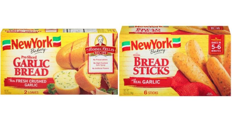 Frozen Garlic Bread  New York Frozen Garlic Bread ONLY 94¢ at Publix