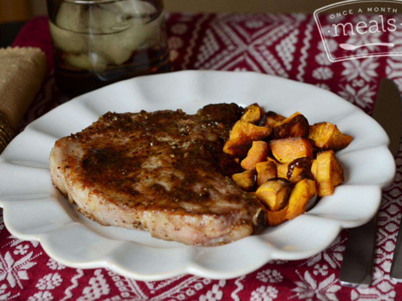 Frozen Pork Chops In Instant Pot  frozen pork chops in pressure cooker