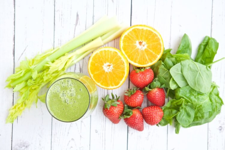 Fruit And Vegetable Smoothie Recipes  fruit and ve able smoothie recipes