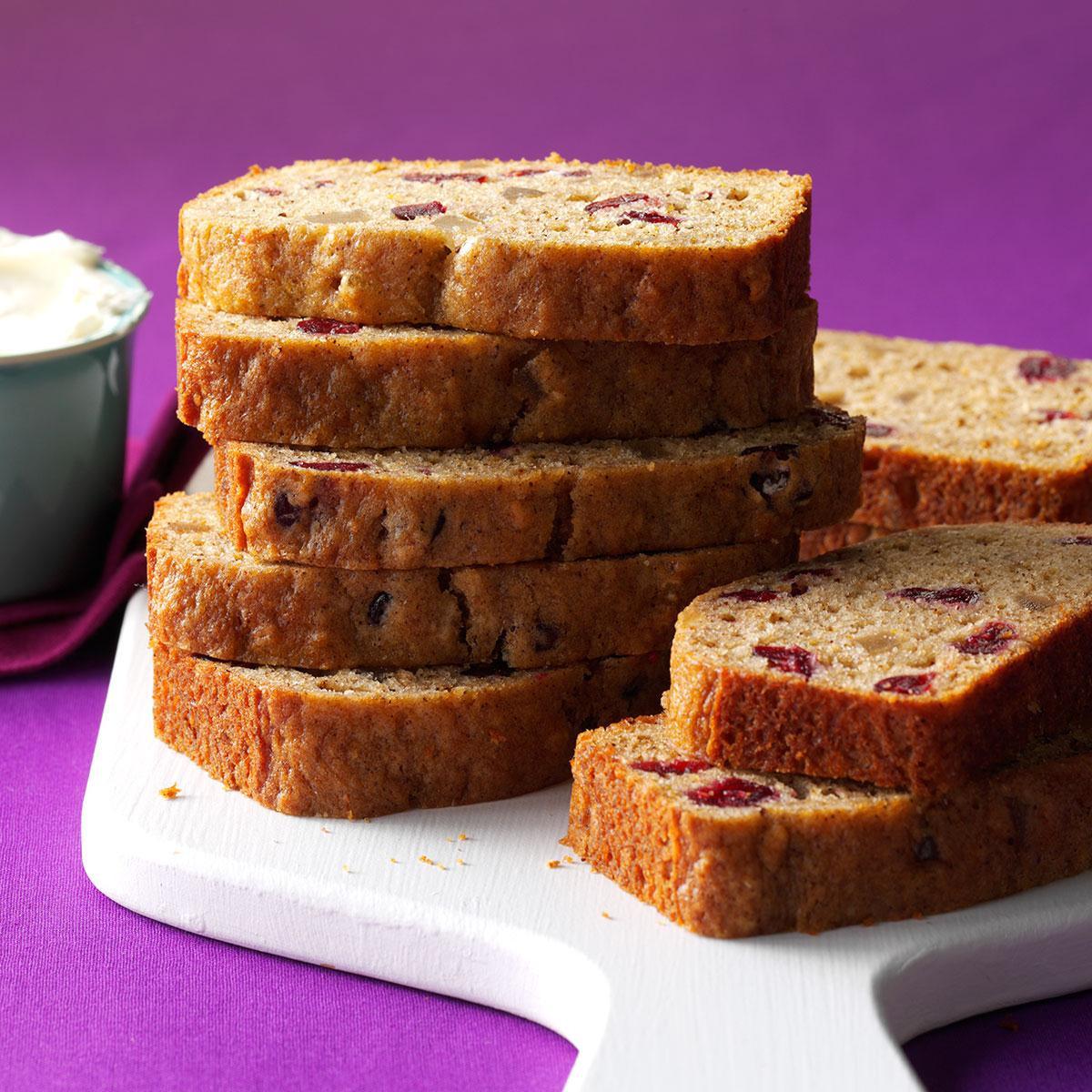 Fruit Bread Recipes  Spicy Applesauce Fruit Bread Recipe