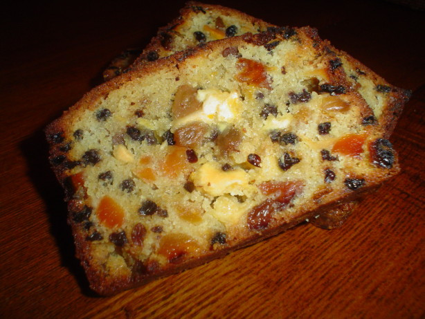 Fruit Bread Recipes  Fruchtebrot Mit Backobst Fruit Bread W Mixed Dried Fruit