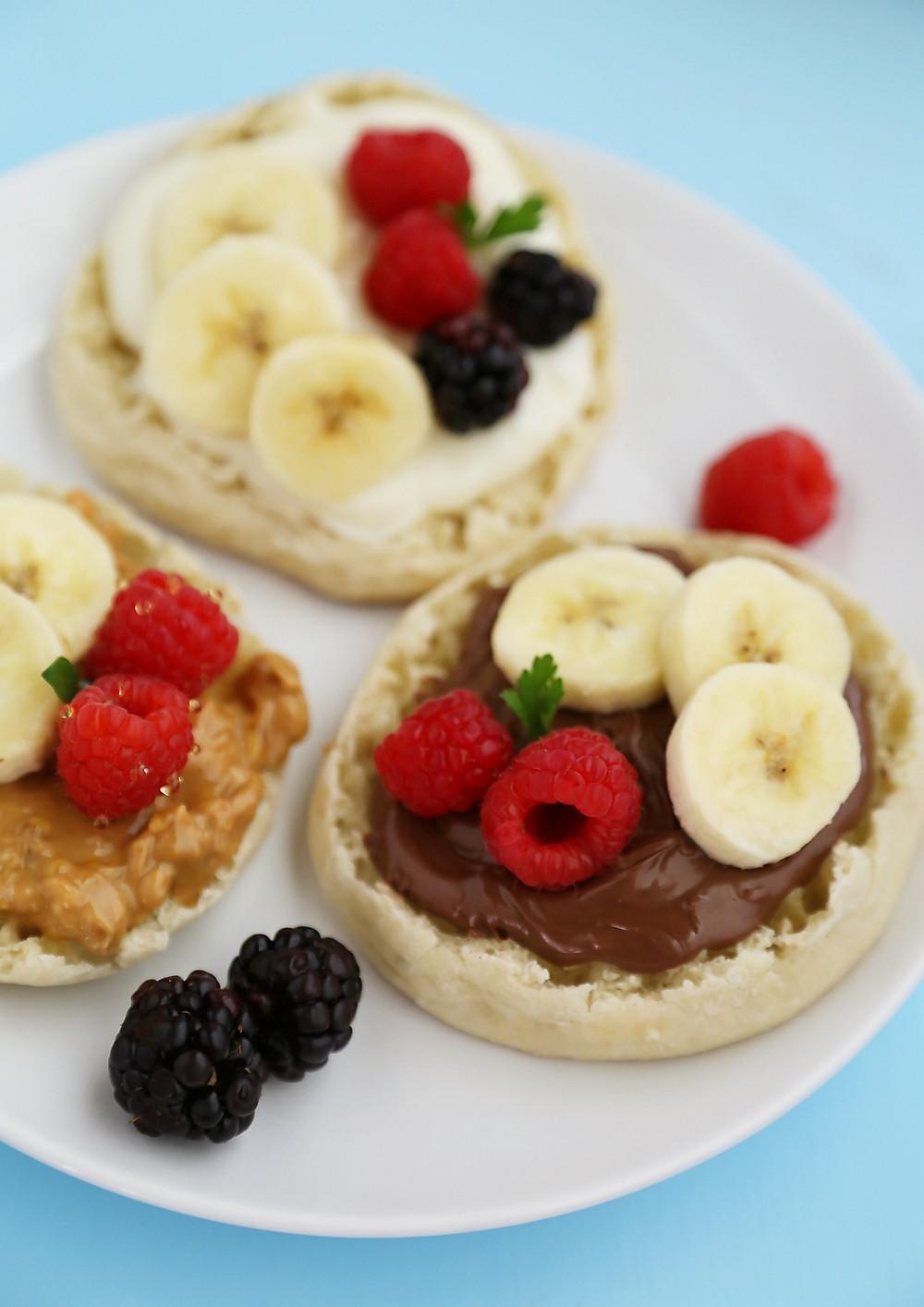 Fruit Breakfast Recipes  breakfast fruit pizza