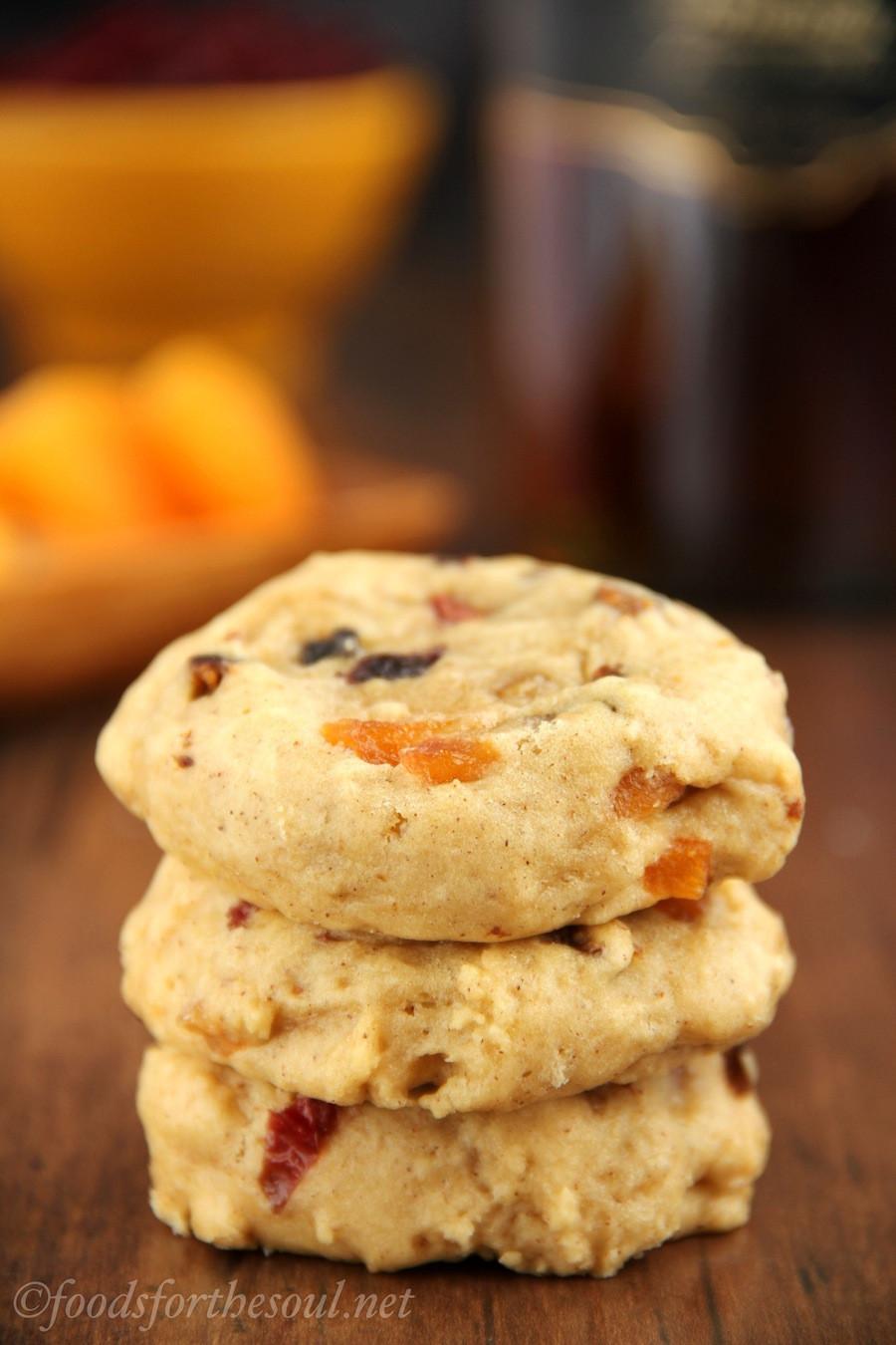 Fruit Cake Cookies  best fruitcake cookies