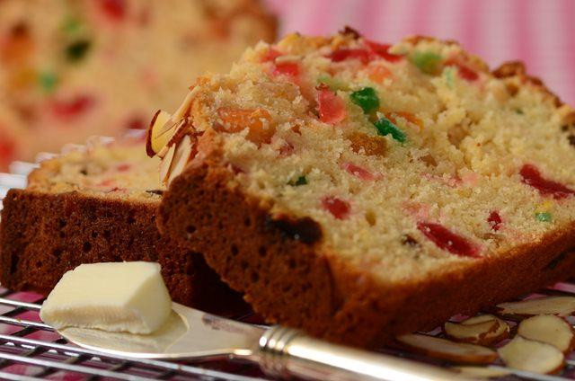 Fruit Cake Recipe  Light Fruit Cake Recipe Joyofbaking Video Recipe