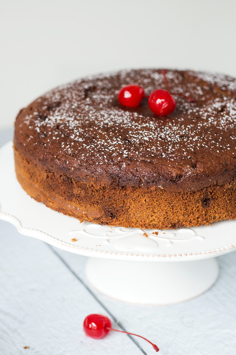 Fruit Cake Recipe Rum  Jamaican Rum Cake Recipe w Dried Fruit