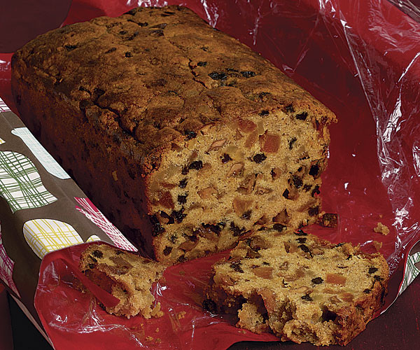 Fruit Cake Recipe Rum  Spiced Rum Fruitcake Recipe FineCooking