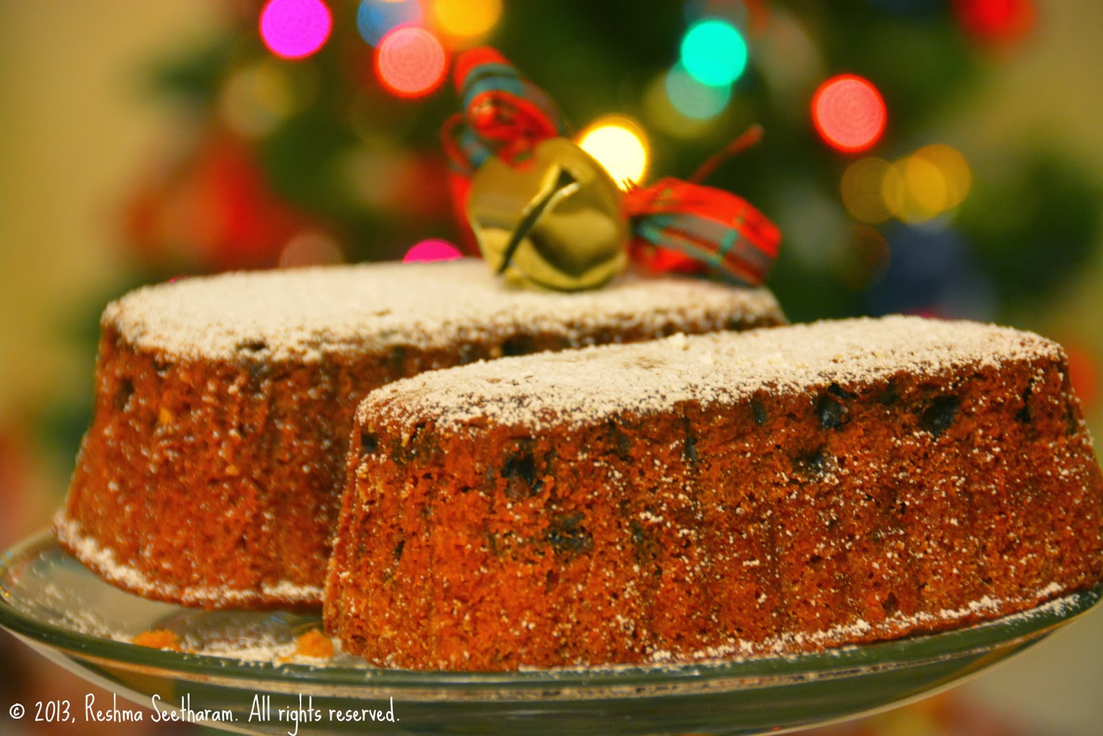 Fruit Cake Recipe Rum  Christmas rum and fruit cake recipe