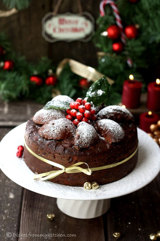 Fruit Cake Recipe Rum  17 Best images about Christmas uit cake on Pinterest