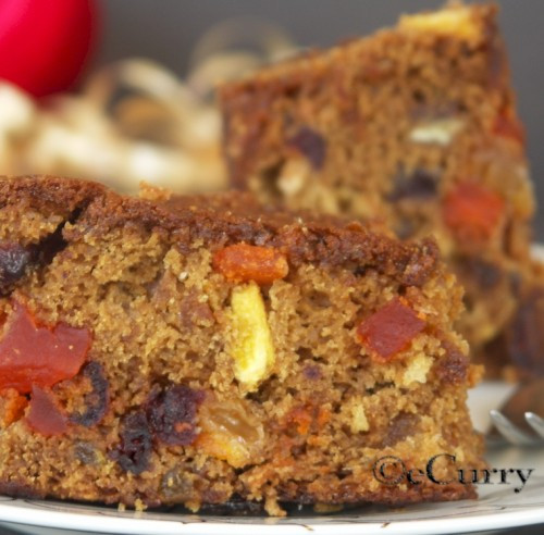 Fruit Cake Recipe Rum  Rich Rum Fruit Cake… For a Very Merry Christmas