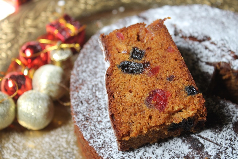 Fruit Cake Recipe Rum  YUMMY TUMMY Christmas Fruit Cake Recipe Rum Fruit Cake
