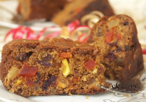 Fruit Cake Recipe Rum  rum fruit cake recipe