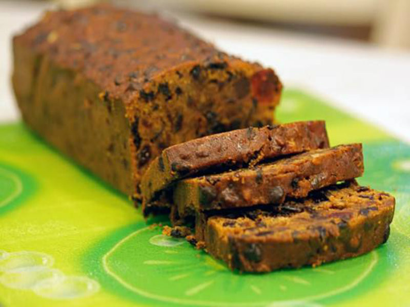 Fruit Cake Recipe Rum  The gallery for Indian Fruit Cake Recipe