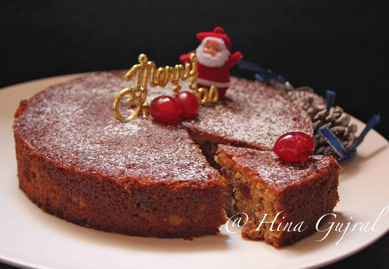Fruit Cake Recipe Rum  Traditional Christmas Fruit & Rum Cake Recipe Fun FOOD