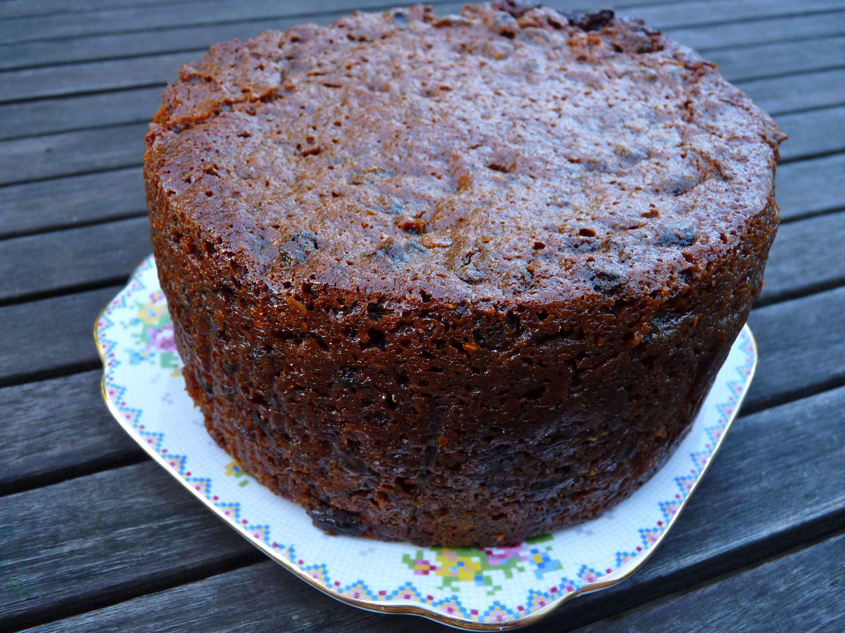 Fruit Cake Recipe  Boiled fruit cake