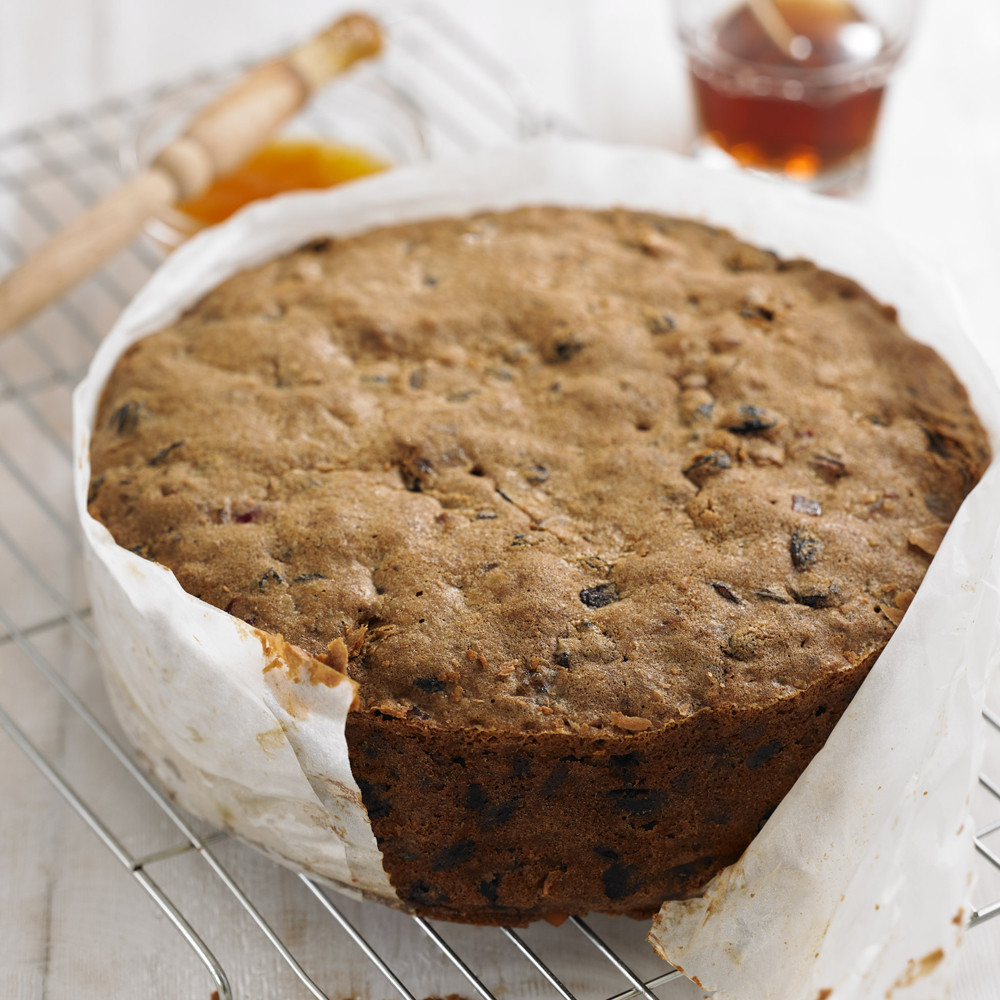 Fruit Cake Recipe  Fruit Cake Woman And Home