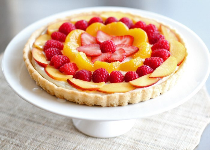 Fruit Dessert Pizza  Favorite Summer Dessert Fruit Pizza