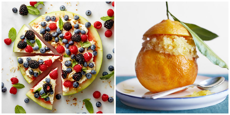 Fruit Dessert Recipes  25 Best Fruit Desserts Easy Recipes for Fresh Fruit