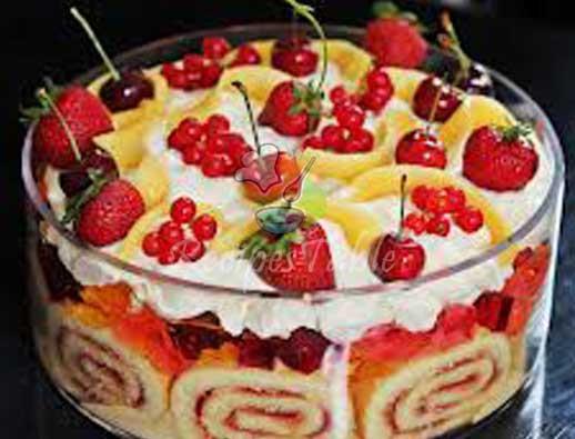 Fruit Dessert Recipes  Fruit Dessert Recipe RecipesTable