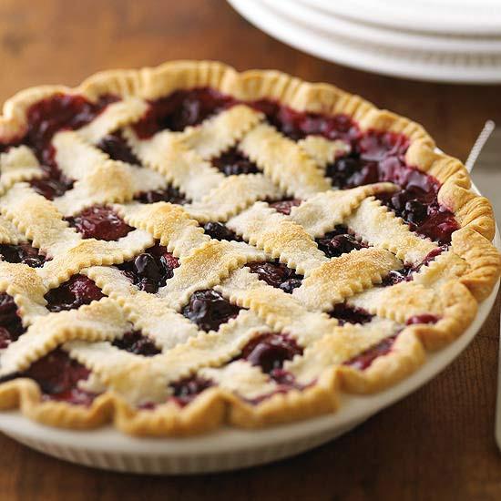 Fruit Pie Recipes  Berry Fruit Pie