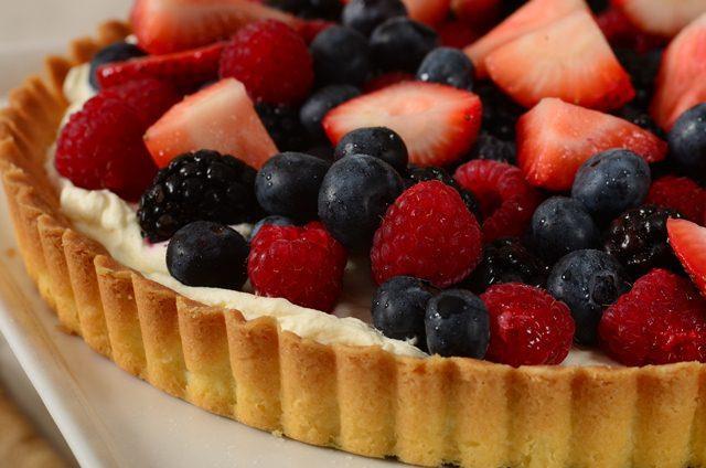 Fruit Pie Recipes  easy fruit pie recipe