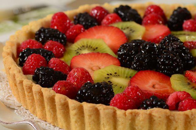 Fruit Pie Recipes  Fruit Tart Recipe & Video Joyofbaking Video Recipe