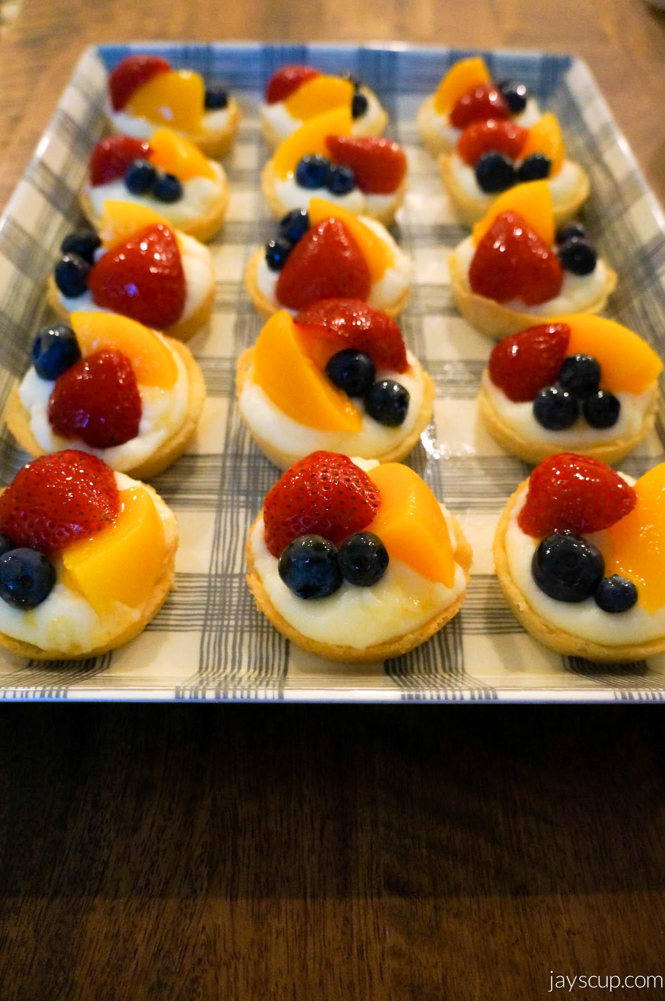 Fruit Pie Recipes  Yummy Fruit Tart Recipe