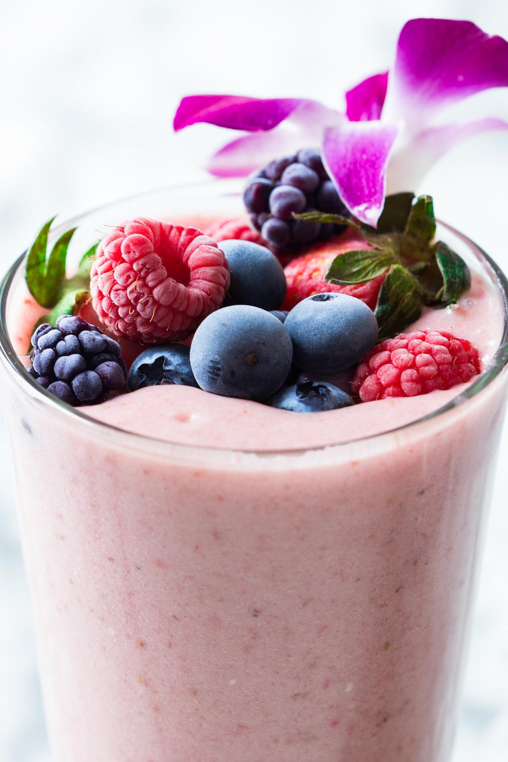 Fruit Smoothie Recipes With Yogurt  Strawberry Smoothie Without Yogurt Green Healthy Cooking