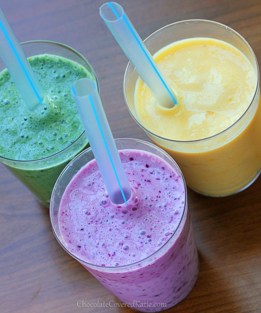Fruit Smoothie Recipes With Yogurt  Fairytale Fruit & Yogurt Smoothies
