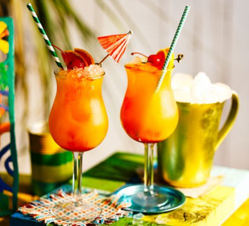 Fruity Drinks With Rum  Rum cocktail recipes