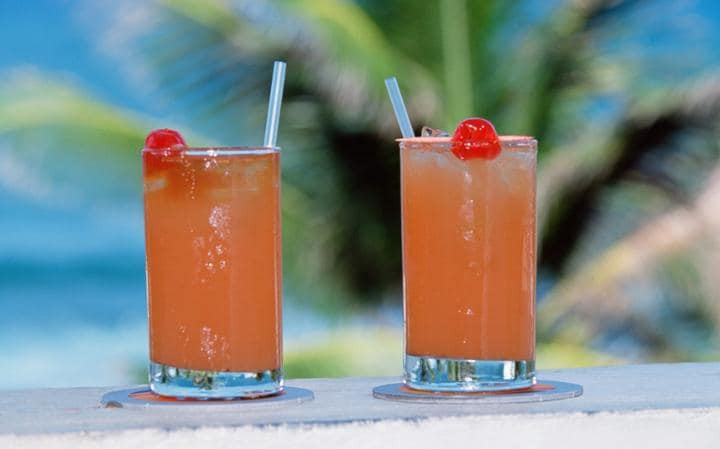 Fruity Drinks With Rum  Top 10 White Rum Drinks with Recipes