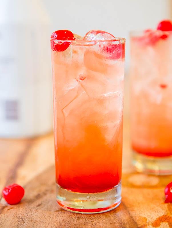 Fruity Drinks With Rum  Malibu Drink Fruity Coconut Rum Drink
