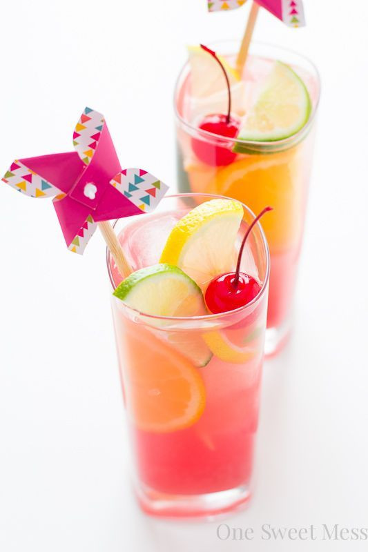 Fruity Drinks With Rum  19 best images about Tiki Party Drinks on Pinterest