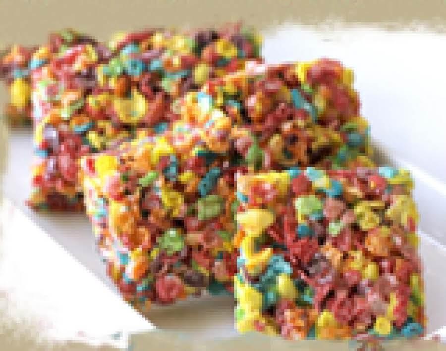 Fruity Pebbles Desserts  Fruity Pebbles Treats Recipe