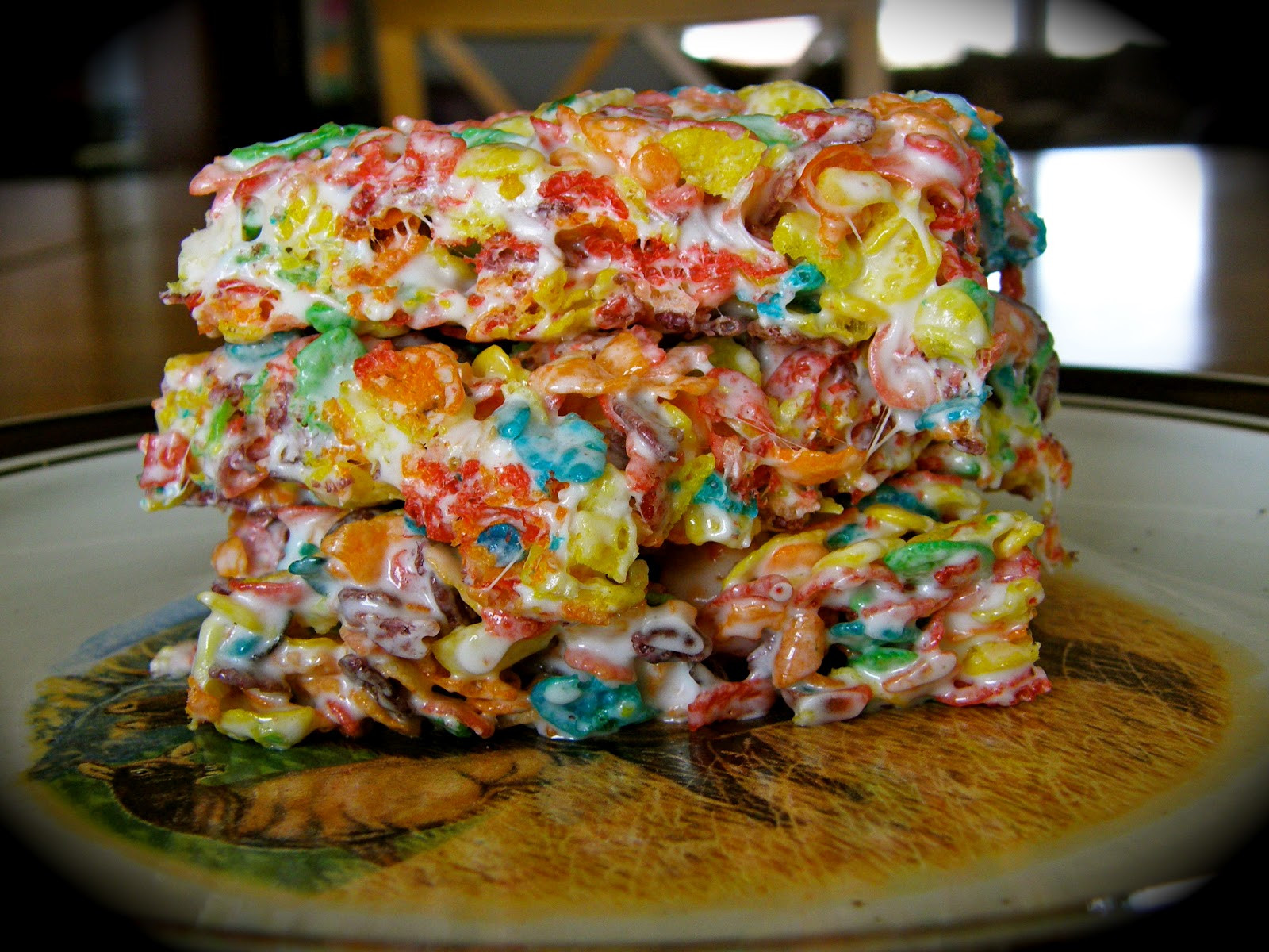 Fruity Pebbles Desserts  It s Easier Than You Might Think Fruity Pebbles Treats
