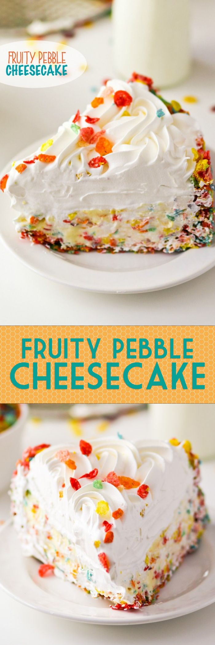 Fruity Pebbles Desserts  25 Best Ideas about Cereal Recipes on Pinterest