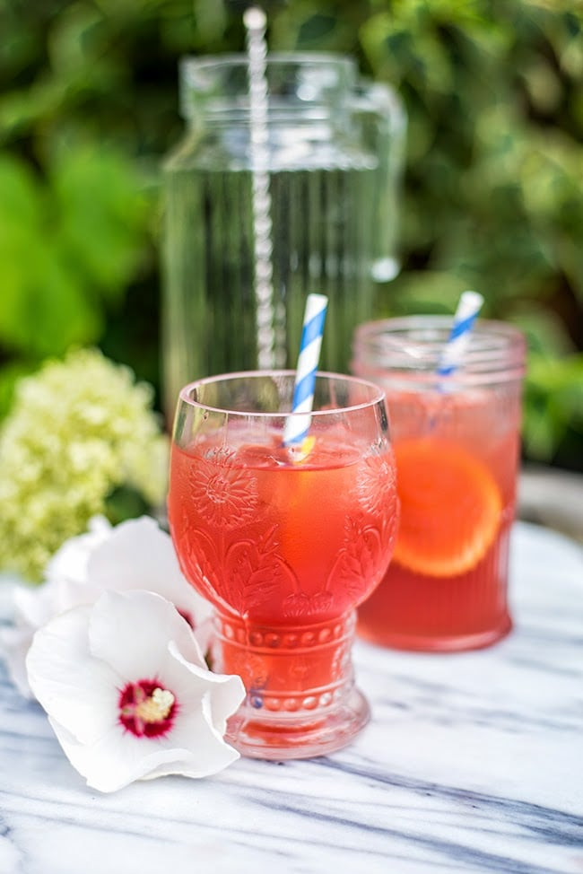 Fruity Tequila Drinks  Fruity tequila punch – perfect for summer parties