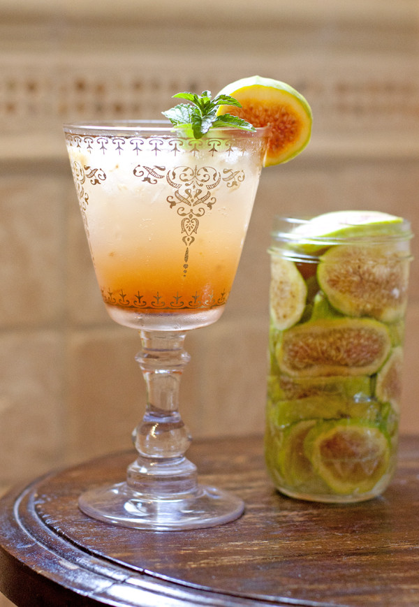 Fruity Tequila Drinks  Fruit Infused Tequila Fig Margarita Muy Bueno Cookbook