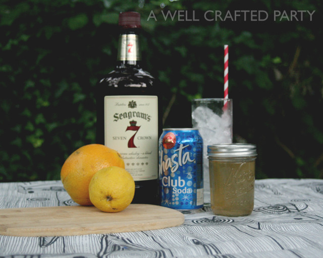 Fruity Whiskey Drinks  A Fruity Whiskey Collins – A Well Crafted Party