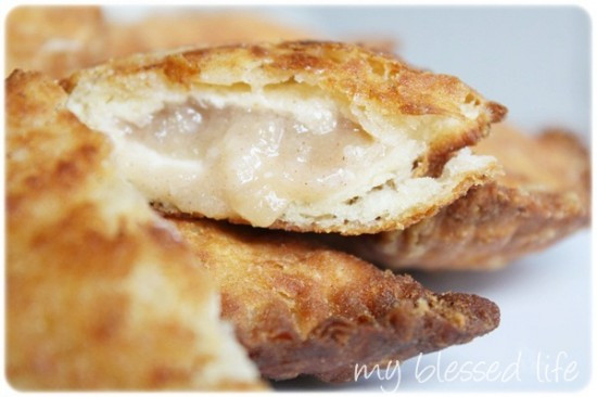 Fry Apple Pie Recipe  Fried Apple Pie Recipe Easy