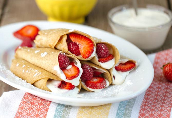 Fun Easy Dessert Recipes  Easy Dessert Recipes For Kids – Dessert Tacos