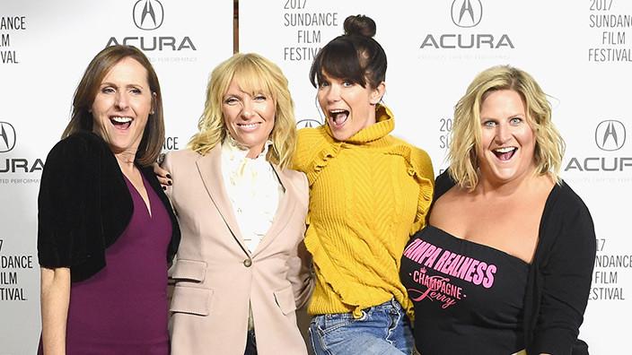 Fun Mom Dinner Movie  Tropfest winner Alethea Jones premieres her feature debut