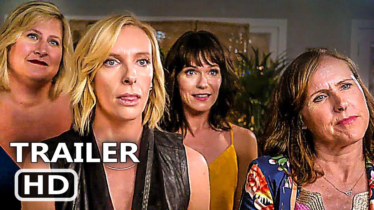 Fun Mom Dinner Movie  FUN MOM DINNER Trailer 2017 Toni Colette edy Movie