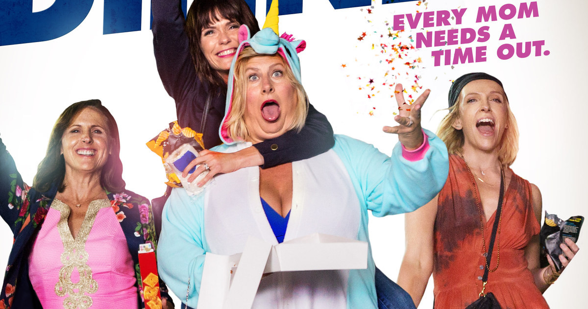 Fun Mom Dinner Movie  Fun Mom Dinner Trailer These Mothers Are Even Worse