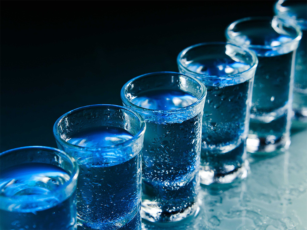 Fun Vodka Drinks  Fun Vodka Facts Hangover Prices